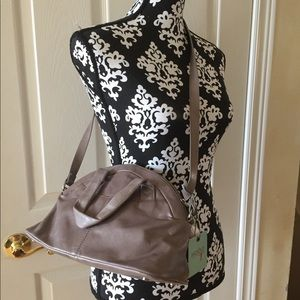 NWT Authentic Hobo The Original Leather Bag